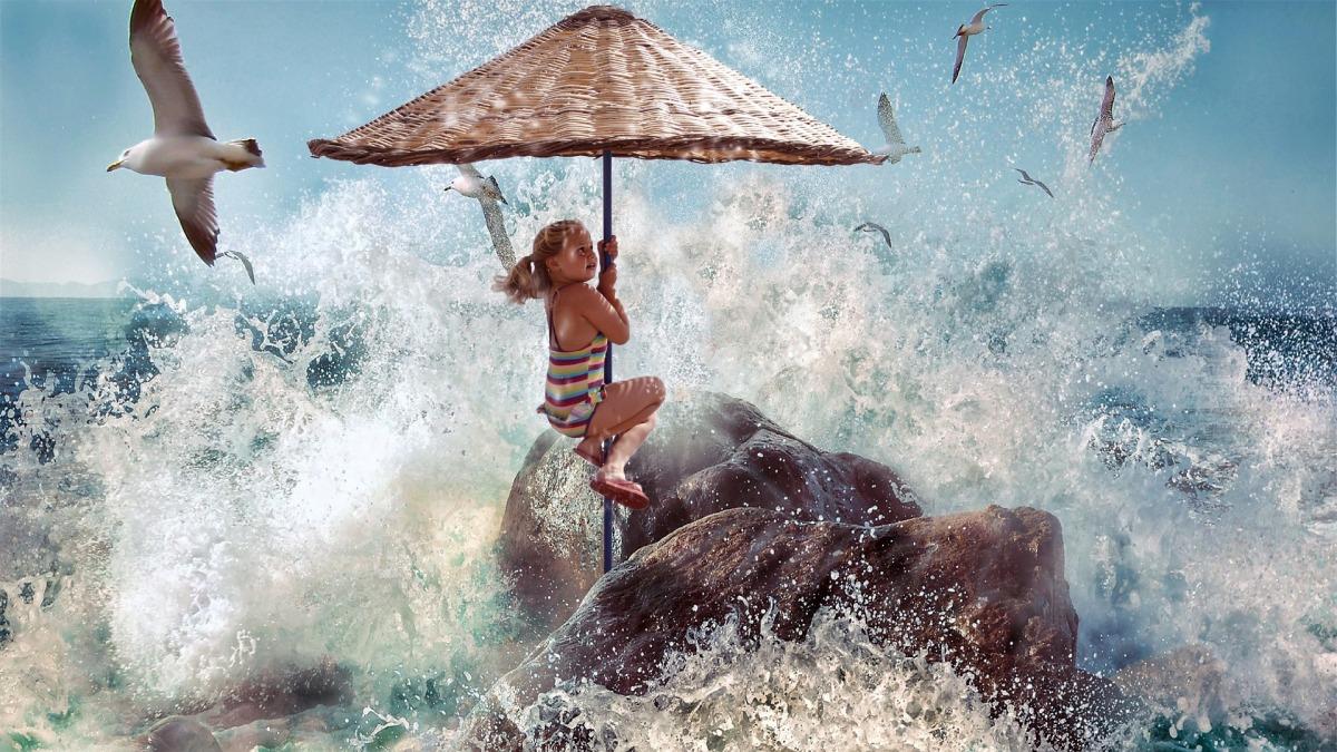 Sicurezza anche in spiaggia. Il geolocalizzatore per bambini. Per un'abbronzatura in santa pace!