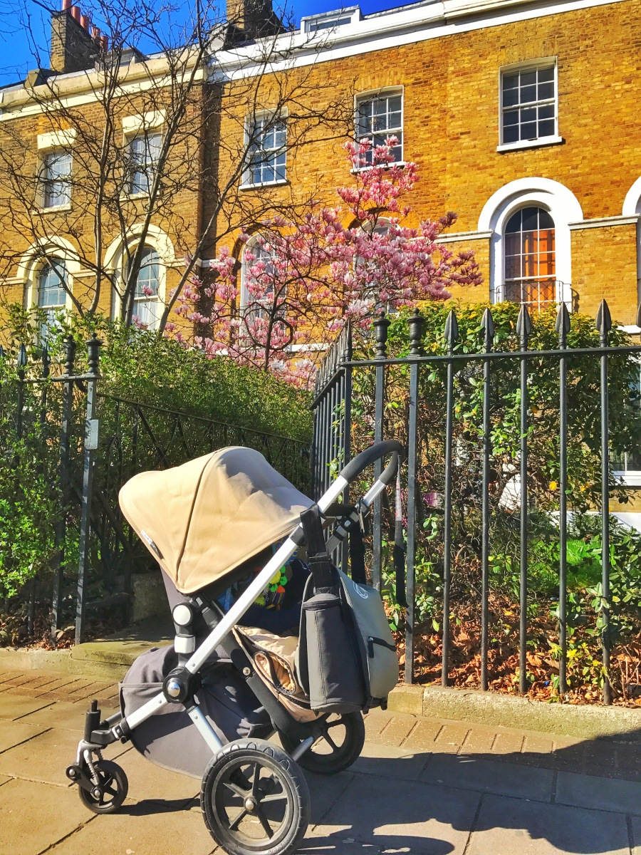 How to: Come girare per Londra con il tuo Bebè, con i mezzi pubblici, senza paura e senza crisi di nervi!