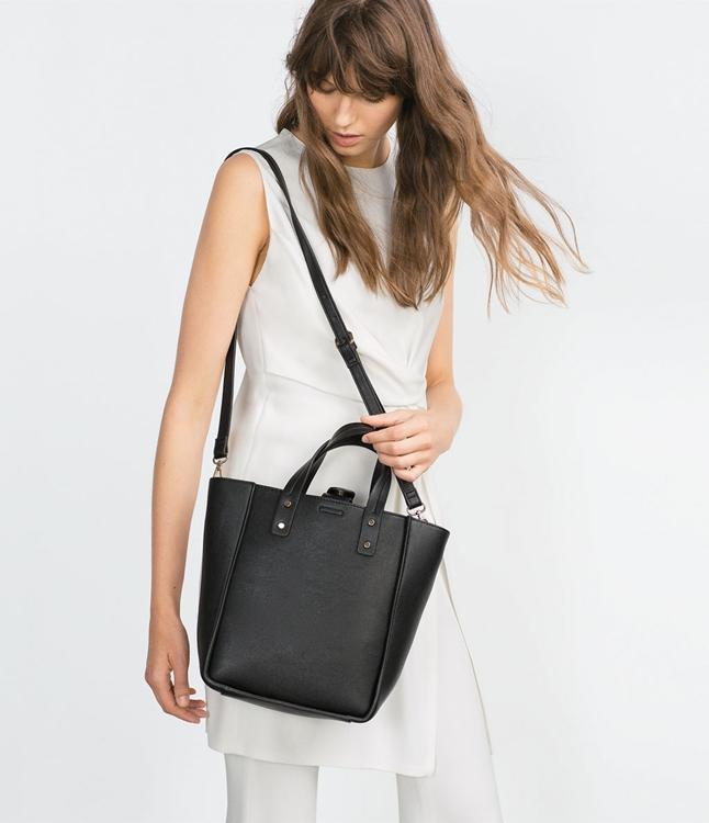 2015-hot-sale-fashionable-woman-shoulder-bag-za-TRF-woman-bag-basic-shopping-bag-big-bag