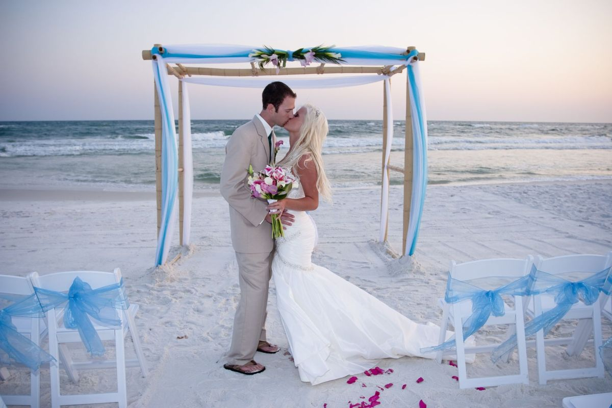 """Un """"sì"""" al sapore di mare. Matrimonio in stile Nautico."""